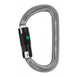 Mosquetón Am´D Ball-lock PETZL