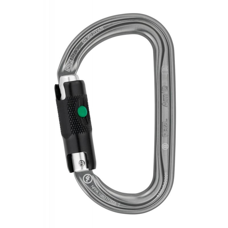 Petzl Am´D Ball Lock