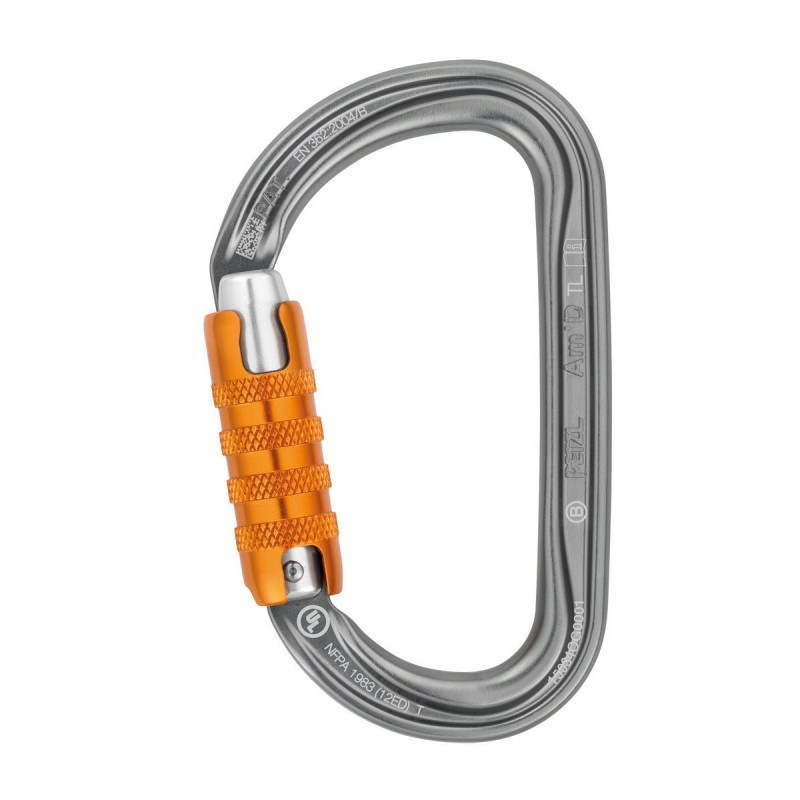 Petzl Am´D Triact Lock