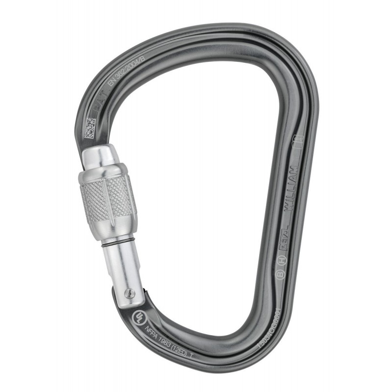 mosqueton-william-screw-lock-petzl