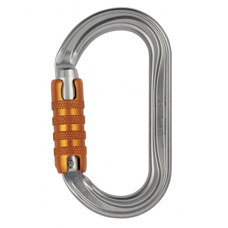 Mosquetón OK Triact-lock PETZL