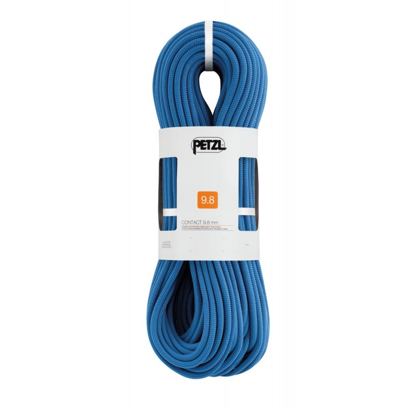 Cuerda Petzl Contact 9.8 mm. 70 metros