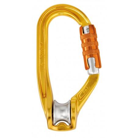 Petzl Rollclip Triact-lock Pro