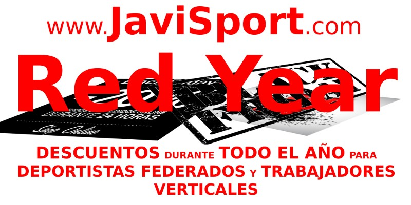 BlackFriday RedYear JaviSport